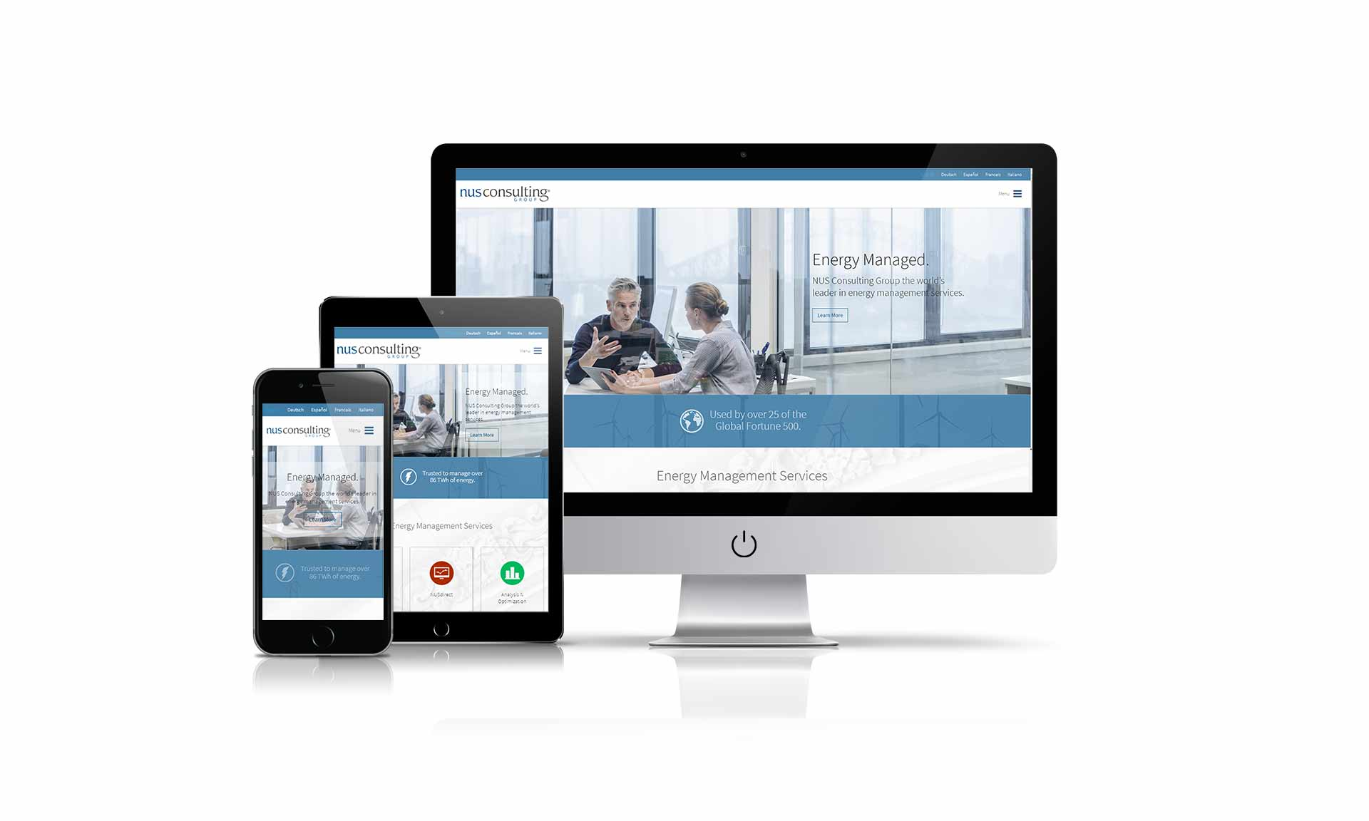 Responsive Website Design, Affordable Small Business Website Design
